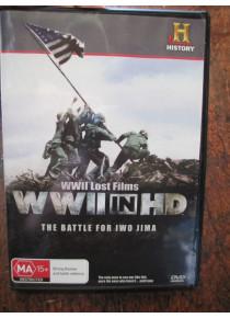Battle for IWO JIMA WWII in HD Lost Films DVD