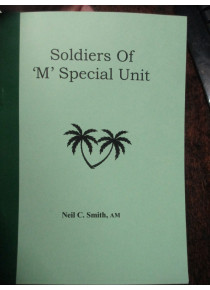 """Australian Soldiers of """"M"""" Special Forces Unit WW2 book"""
