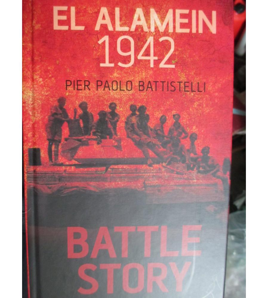 El Alamein 1942 Battle Story book