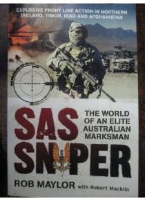 Australian SAS Sniper in Afghanistan Book
