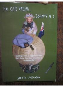 Ho Chi Minh 3RAR Veitnam War Recollections book