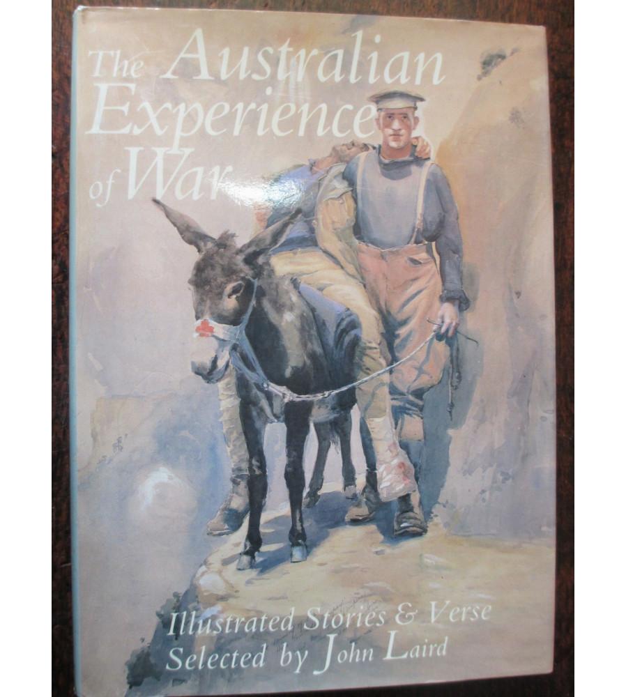 Australian Experience of War Stories & Verse book