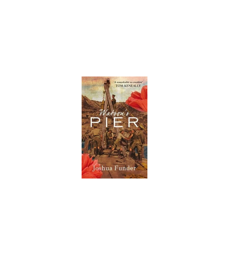 Watson's Pier Gallipoli Book