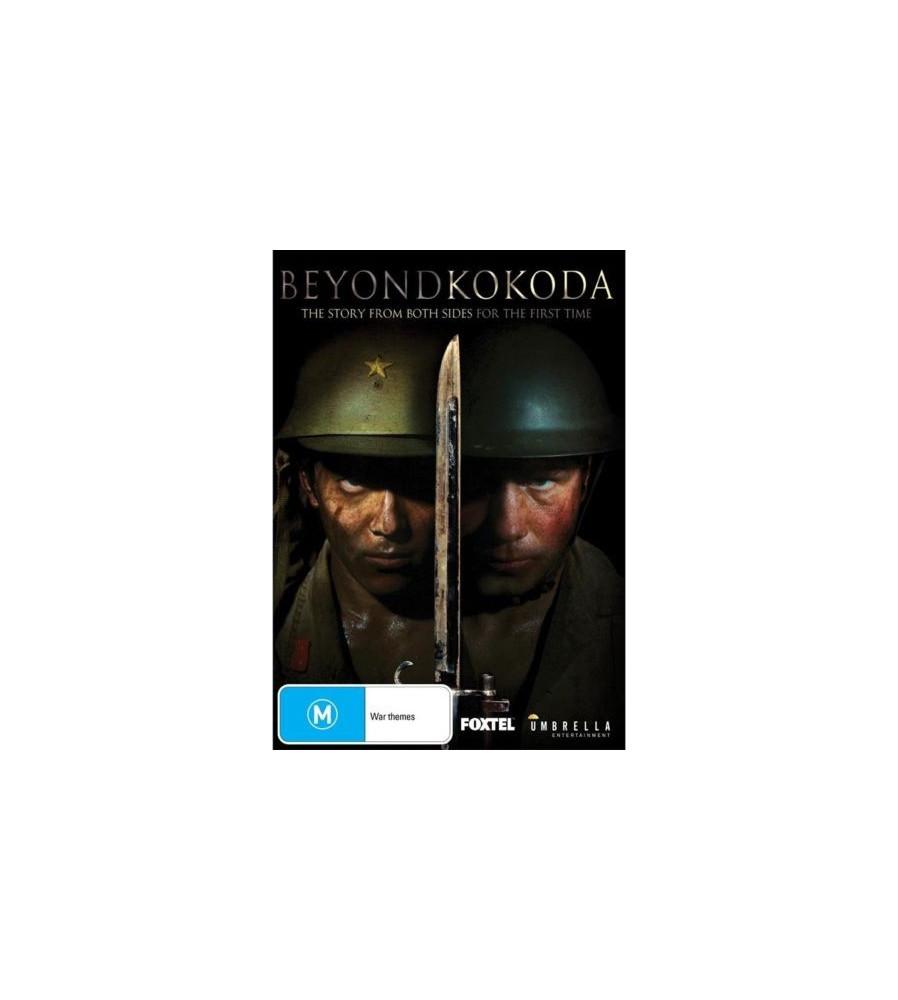 Beyond KOKODA Documentary Movie DVD