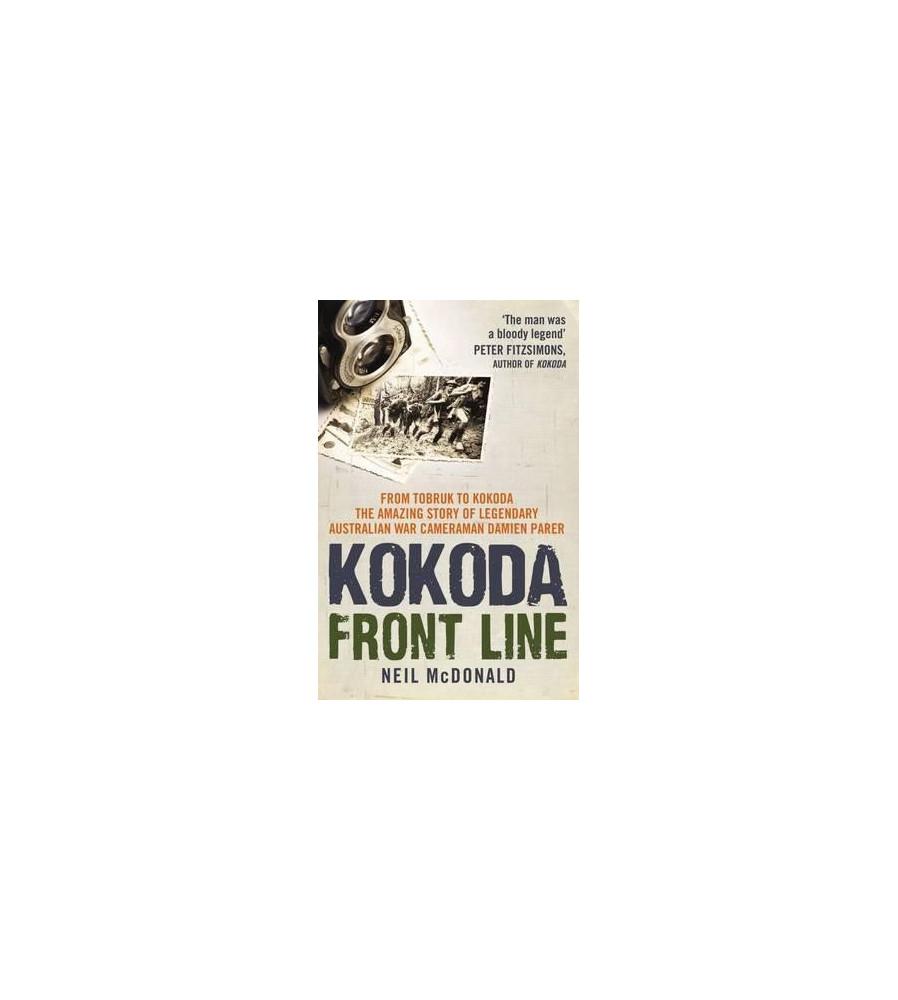 Kokoda Front Line Book
