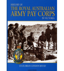 History of the Royal Australian Army Pay Corps in Victoria