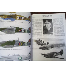 Concise Record of the Zero Hurricane & P38 Lightning