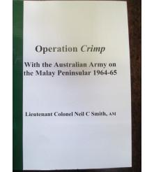 History Nominal Roll Operation Crimp Malay 1964-65