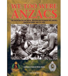 History of the 6th Royal Australian Regiment in Vietnam