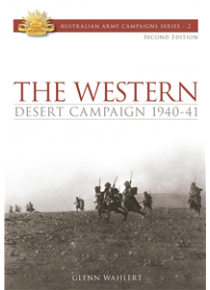 Australians at the Battle of North Africa Deserts Bardia