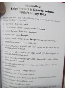 Carrier Attack Darwin 1942 bombing of Darwin book