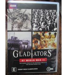 Gladiators of World War II DVD