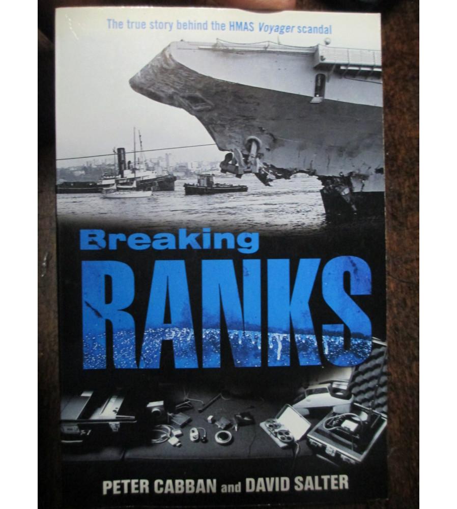Breaking Ranks - True story behind HMAS Voyager