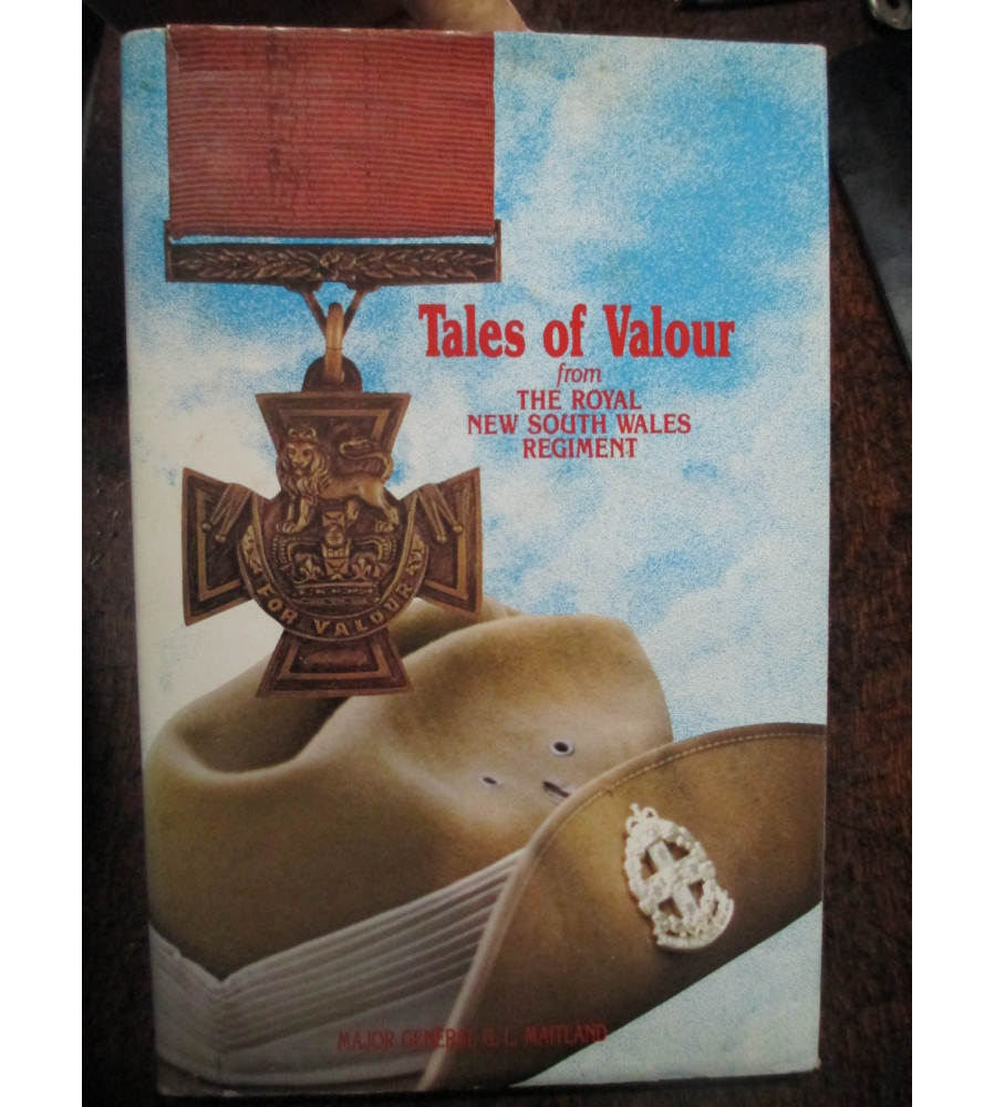 Tales of Valour from The Royal New South Wales Regiment book