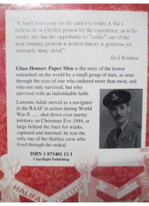 Story RAAF Navigator of a Halifax bomber shot down WW2