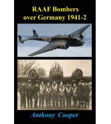 RAAF Bombers Over Germany during WW2 Book