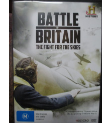 Battle Of Britain The Fight For The Skies DVD