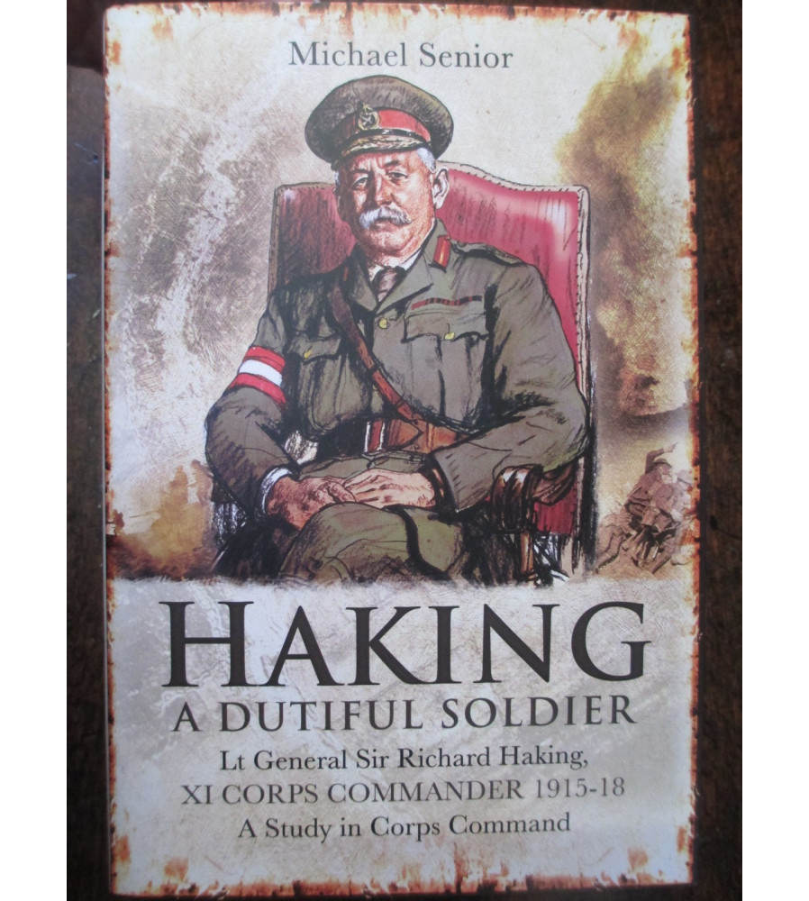 Battle of Fromelles Commander General Haking