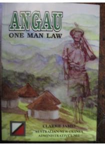 ANGAU One Man Law 53rd Battalion Soldier WW2