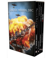 The Hell Series Bomber Command Laurie Woods 460 Sqn RAAF