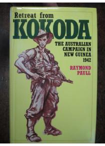 Retreat from Kokoda Track WW2