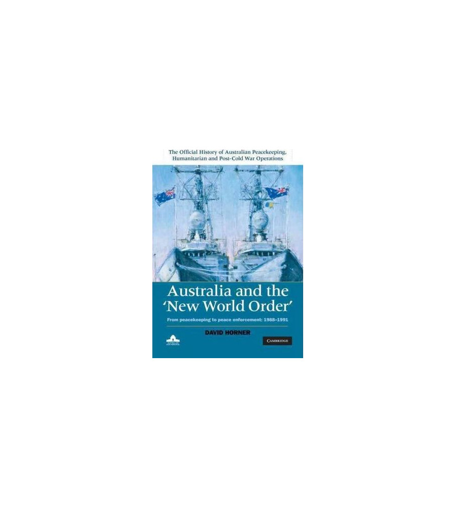 New World Order Australian Official History 1990-93