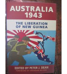 WW2 Aust History Shaggy Ridge Finschhafen Salamaua Markham Valley Huon