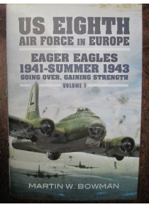 Eager Eagles B-17 Bomber Action WWII Bomber Command