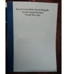 Royal Australian Naval Brigade Naval Guard Section