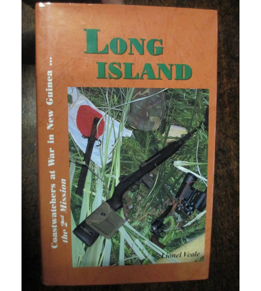 Long Island History of the WWII Coastwatcher Mission