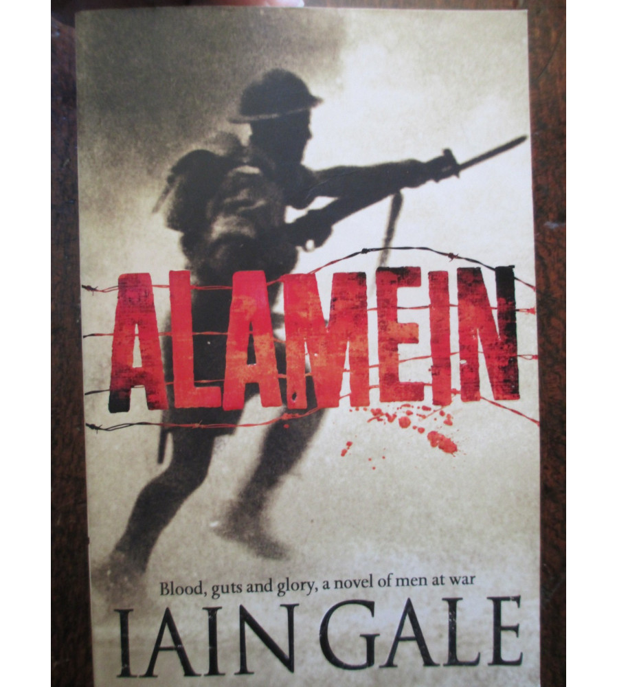 Alamein by Iain Gale Book
