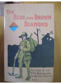 The History of the 27th Battalion AIF WW1 27 Battalion