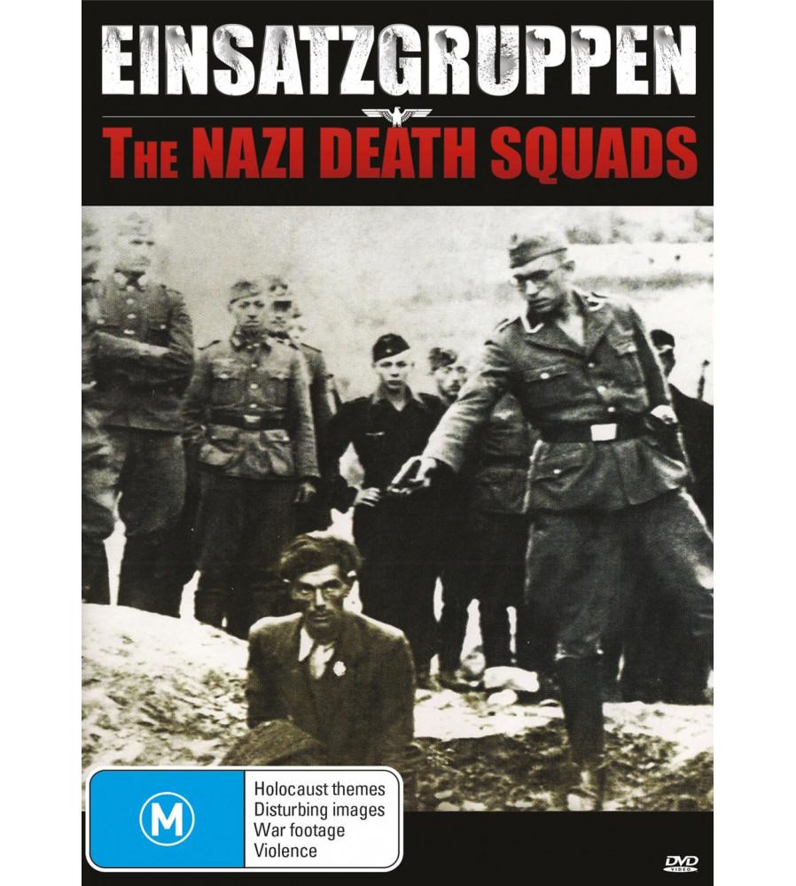 Einsatzgruppen Nazi Death Squads DVD