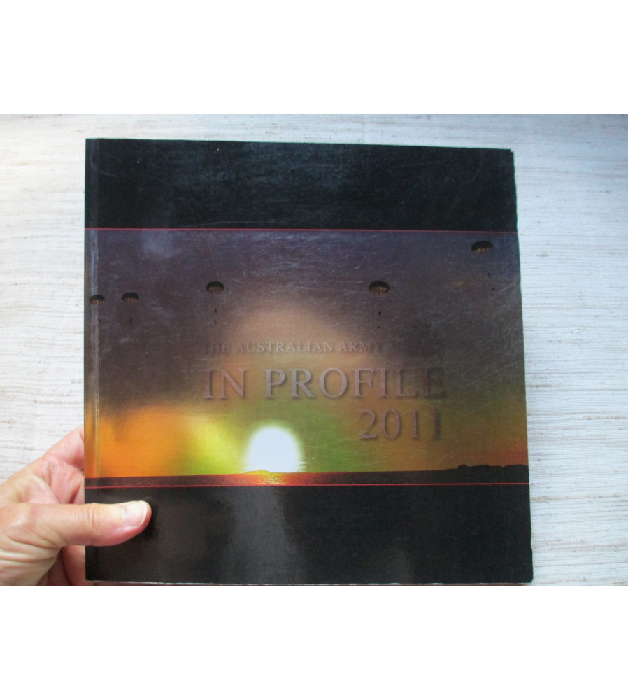 In Profile Australian Army Year 2011 book