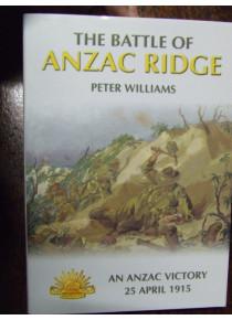 Battle of Anzac Ridge 25/5/1915 Gallipoli WW1
