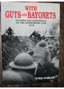 History Hindenburg Line Battles fought by Australians and Americans WW1