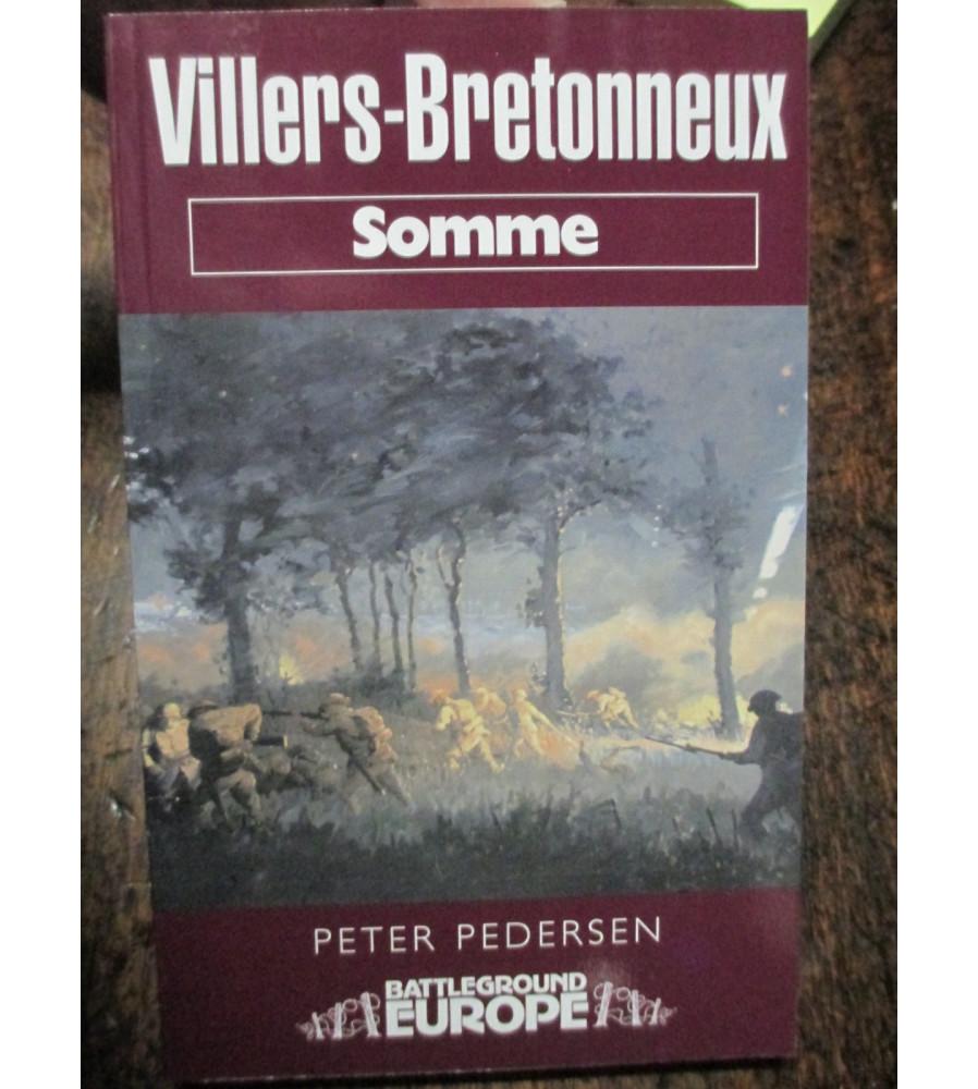 Villers Bretonneux - Battleground Series