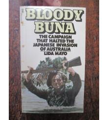 Bloody Buna by Lida Mayo