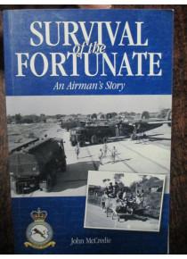 Survival of the Fortunate RAAF Liberator Pilot 99 Squadron