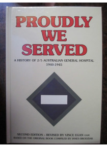 History 2/5 Australian General Hospital AGH New Guinea AIF WW2