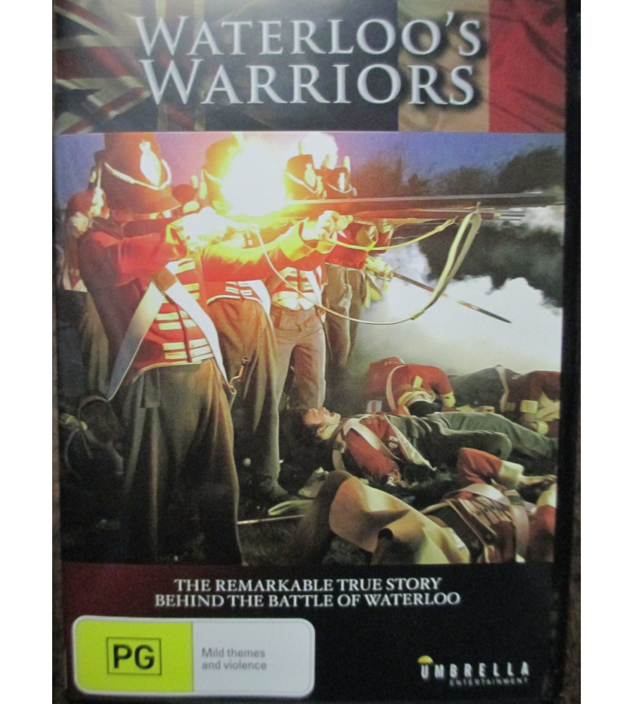 Waterloo's Warriors Napoleon Wellington DVD