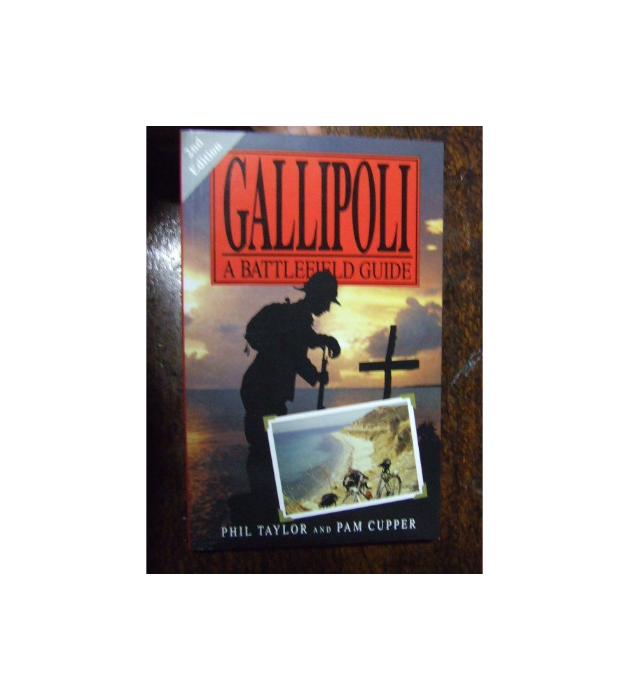 Gallipoli The Battlefield Guide Visiting Anzac