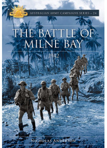 The Battle of Milne Bay 1942 book