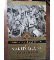 WW2 Changi Pudu POW Book   The Naked Island by R Braddon