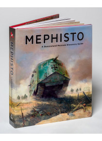 Mephisto Technology, War and Remembrance hard cover Book