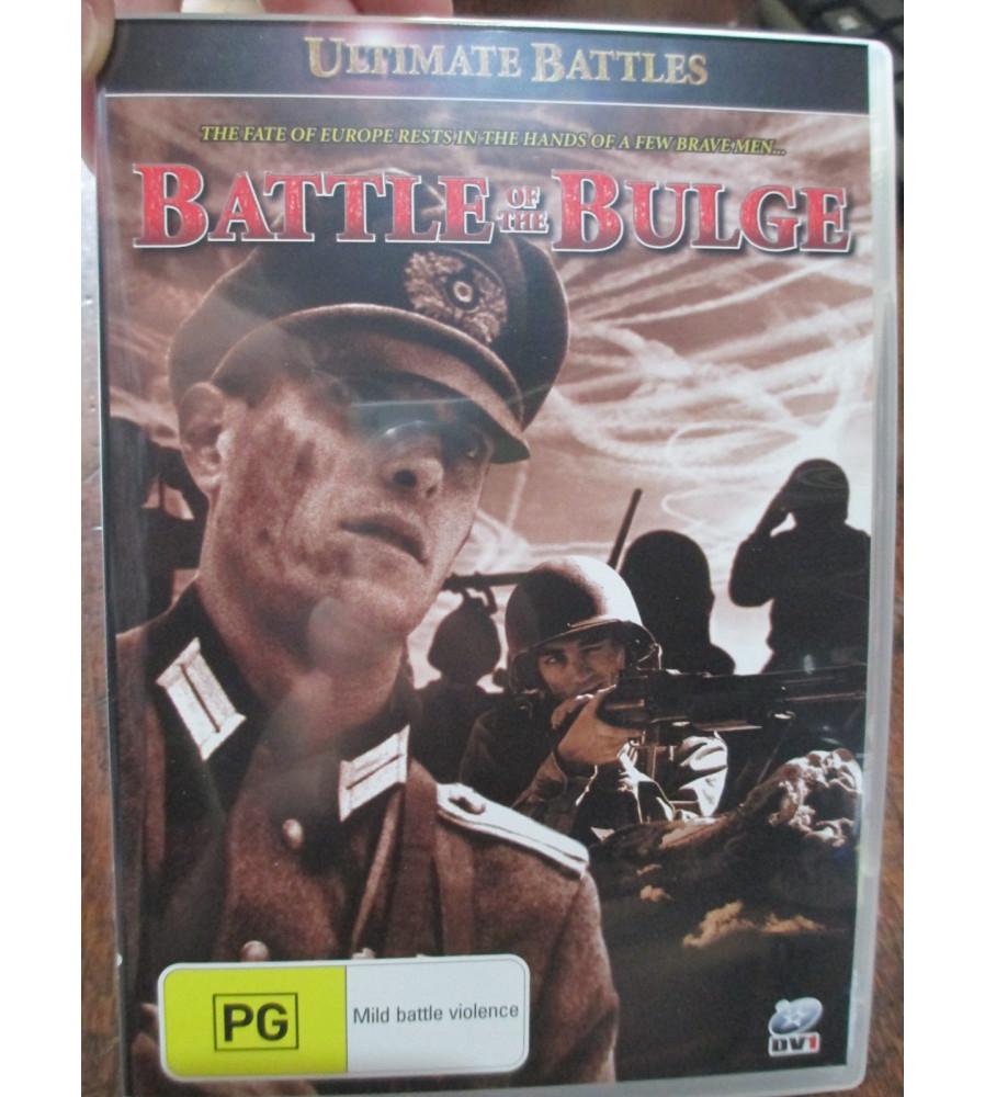 Ultimate Battles - Battle Of The Bulge