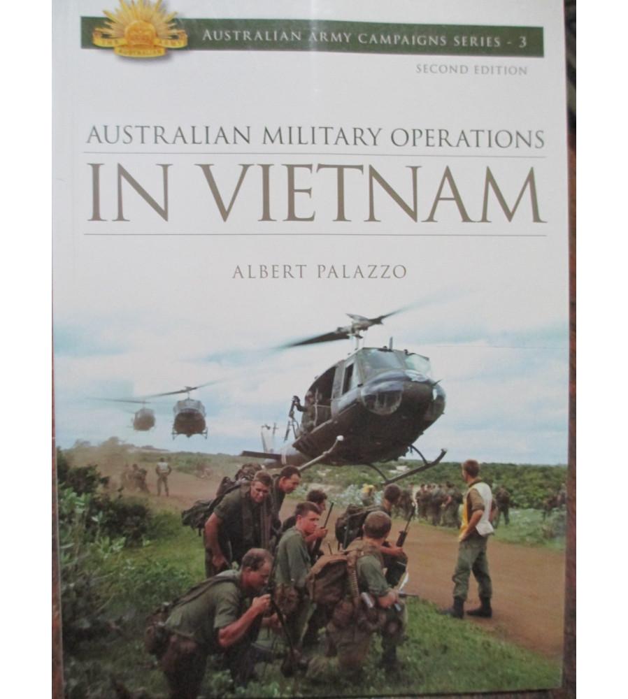 Australian Army Campaign Series Vietnam No 3