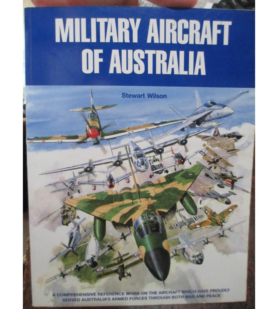 Military Aircraft of Australia RAAF Navy Army
