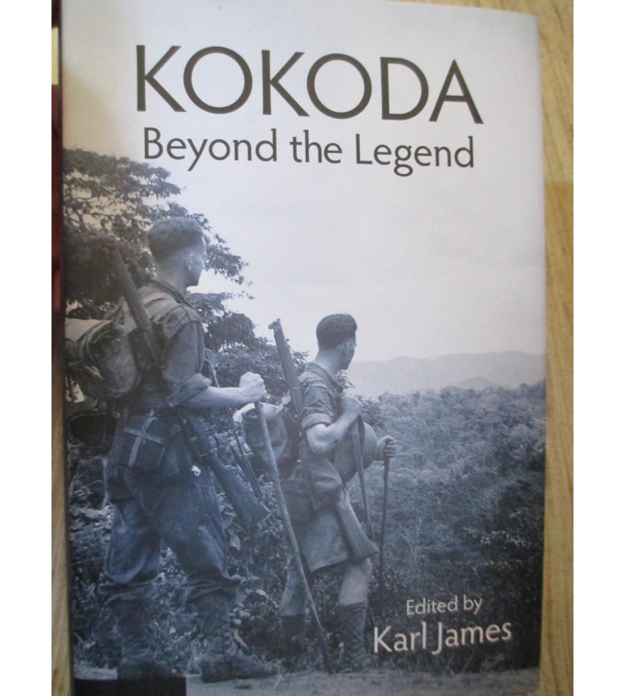 Kokoda Beyond the Legend | WW2 Kokoda | Books On War