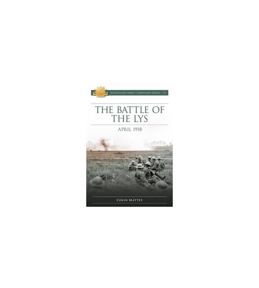 Australian Battle for Hazebrouck April 1918 book